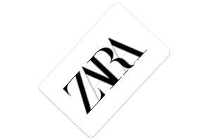 Tarjeta regalo Zara